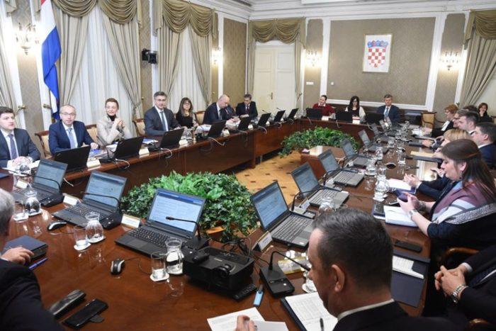 Vlada prihvatila izvješće o provedbi Strategije nacionalne sigurnosti