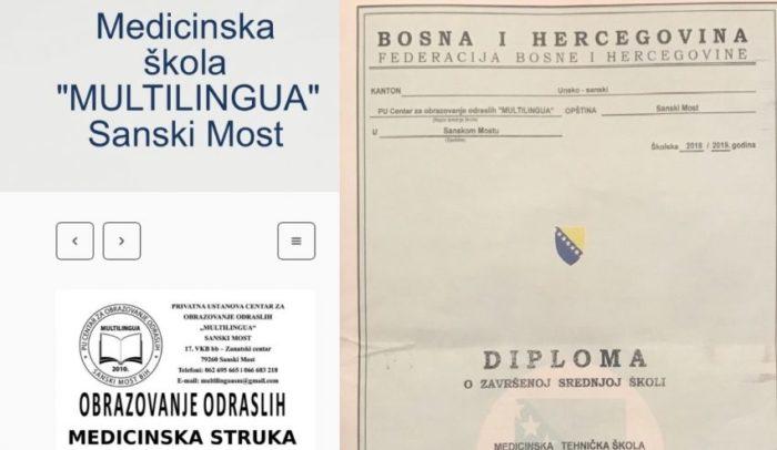 SKANDAL U BiH: Novinarka Žurnala otkrila je kako se u susjednoj Bosni i Hercegovini do diplome može doći u manje od tri tjedna