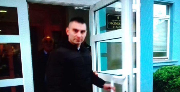 """Darko Kovačević """"Daruvarac"""", optužen za prijetnje i nanošenje teških ozljeda 18-godišnjoj Zadranki priznao krivnju"""