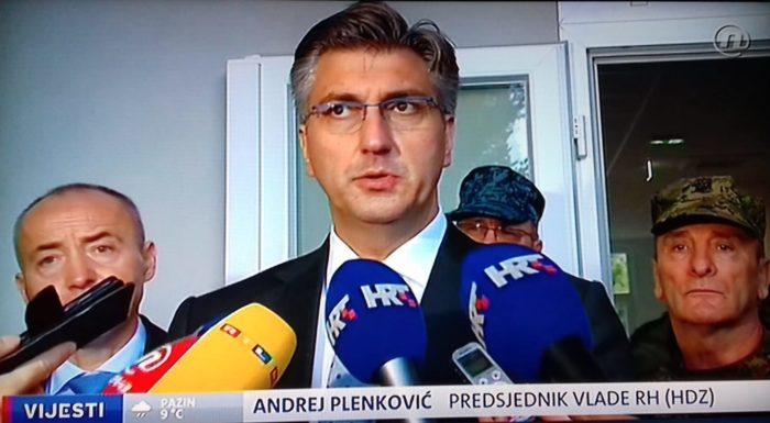 Plenković: Radi se analiza zašto nije uspjela nabava višenamjenskih borbenih aviona, bit će rasprava u Saboru