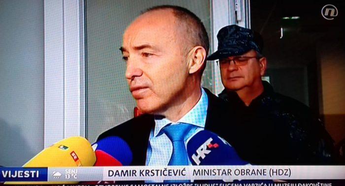 """Krstičević: """"Nema teže stvari nego nabaviti višenamjenski borbeni avion"""""""