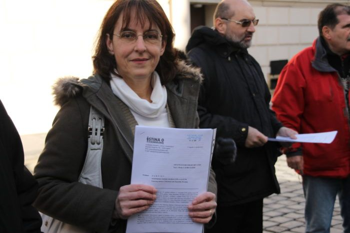 Inicijativa Istina o Istanbulskoj traži od Ustavnog suda da poništi postupak provjere potpisa