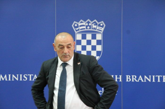 Ministar hrvatskih branitelja Medved osudio govor mržnje Ivana Đakića