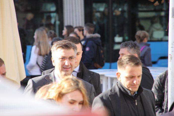 Plenković: Odluka o nabavi zrakoplova nakon očitovanja Izraela i SAD-a