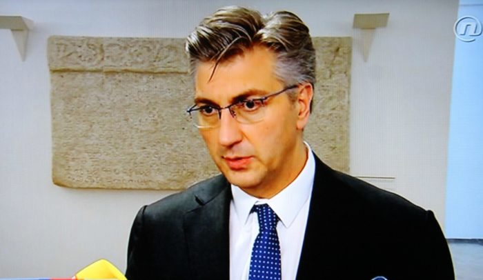 Plenković nakon sastanka s Penavom: Politika HDZ-a temelji se na politici prvog hrvatskog predsjednika