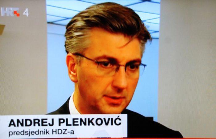 Plenković: Mostovci šire govor mržnje, s njima više ni u kojoj varijanti nećemo surađivati