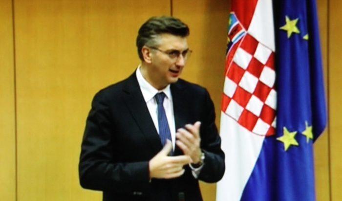 Aktualac: Sabor: Plenkovićevo četiri 'ne' Bernardiću