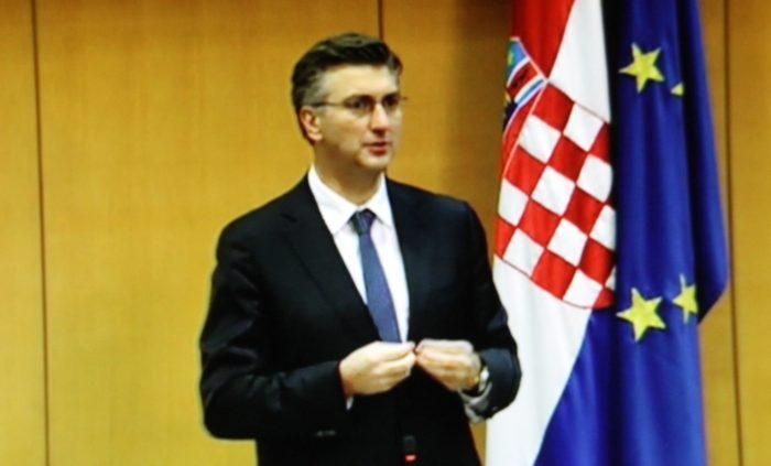 """Plenković na pitanje oporbe hoće li prihvatiti dužnost u EK rezolutno odgovorio """"NE"""""""