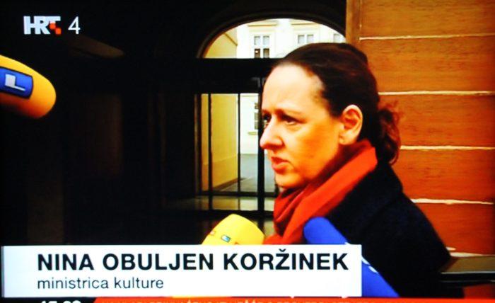 Ministri odbacili prozivke na račun premijera za veleizdaju – Nina Obuljen Koržinek: Nastup zastupnika Mosta strašan i ispod svake razine