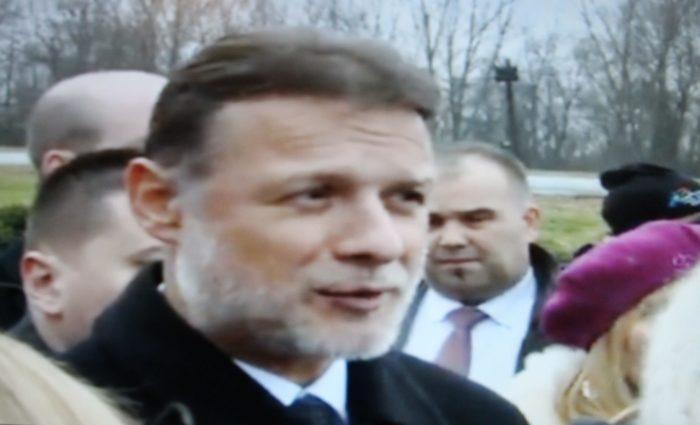 Jandroković komentirao incident u Saboru i najavu Milana Bandića: Premijer je reagirao na optužbe za veleizdaju, ako bude ucjena Bandića, idemo na prijevremene izbore