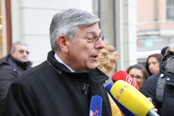 Reiner: HDZ o prijevremenim izborima ne razmišlja ali je spreman, Bandićevi prijedlozi nisu ucjena