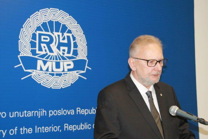 """Božinović: Unatoč pokušaju """"destabilizacije pojedinca i institucije koju predstavlja"""" nacionalna sigurnost nije ugrožena"""