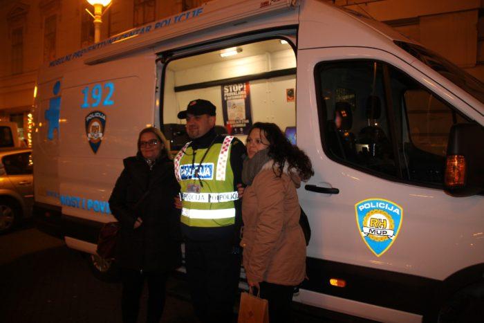 """Agencija za istraživanje tržišta MSA Adria: Sjajan posao zagrebačkih policajaca na osiguranju """"AdventZagreb"""""""