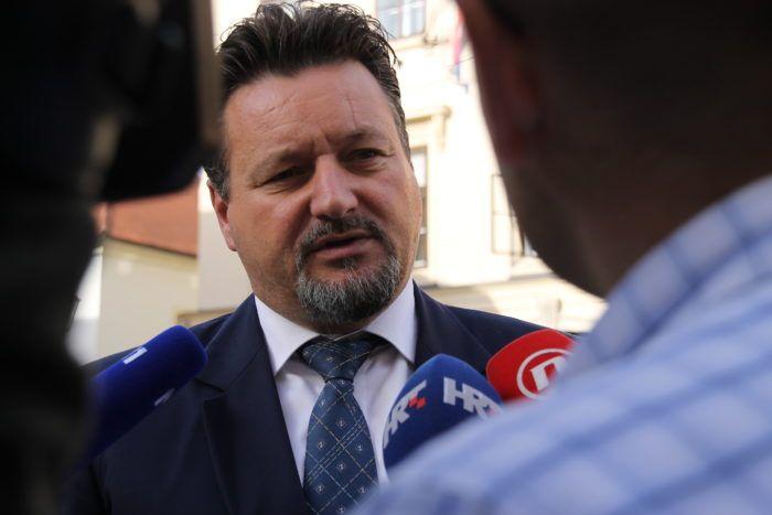 Kuščević zadovoljan rješenjem Ustavnog suda kojim su odbijeni zahtjevi referendumskih inicijativa