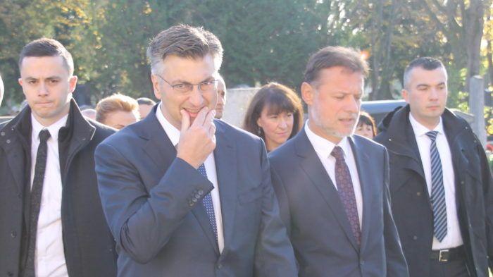 Plenković: Već dvije i pol godine činim sve da se smanje podjele i tenzije u hrvatskom društvu