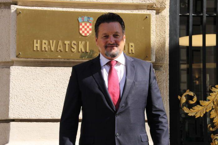 Kuščević: Smiješne su tvrdnje oporbe da je 'slučaj Tolušić' spin HDZ-a