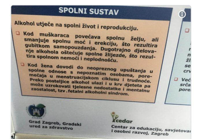 Zagrebački SDP i HNS: Seksistički plakati u ZET-u grubo vrijeđaju dostojanstvo žena, Plakati se odmah moraju ukloniti uz javnu ispriku Bandića i ZET-a