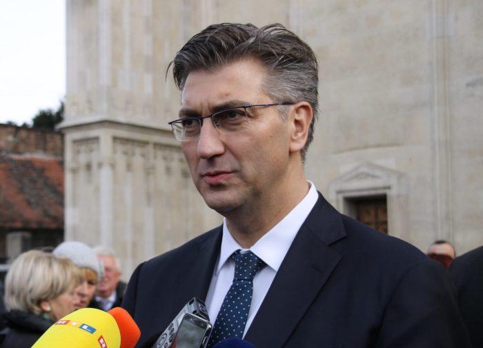 Plenković: Istina je ključna za pomirbu u Hrvatskoj