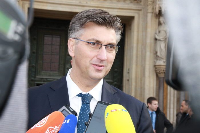 Plenković: Hrvatska neće zaustaviti reforme zbog izborne godine