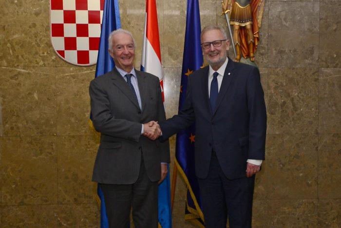 Božinović: RH brzo prepoznala borbu protiv terorizma za stabilni razvoj suvremenog svijeta