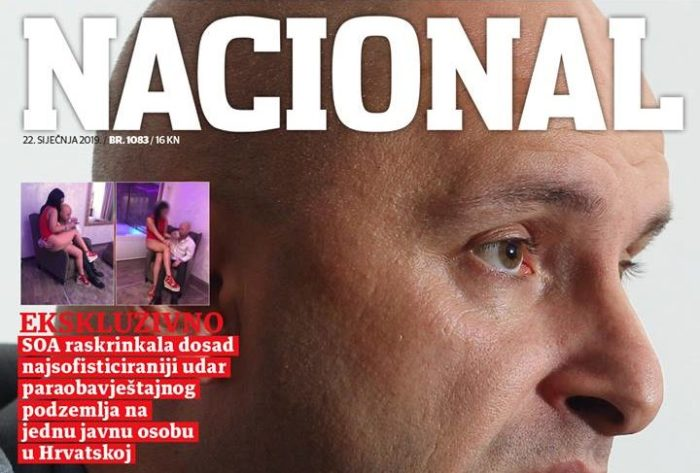 Vlada osudila objavljene fotografije Tomislava Tolušića kao perfidne i protuzakonite krivotvorine