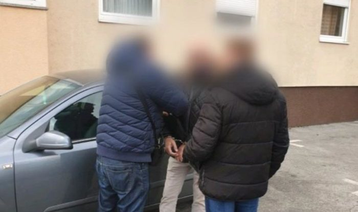 MUP-ov FAST tim Hrvatska u Zagrebu uhitio pripadnika kriminalne organizacije iz Italije