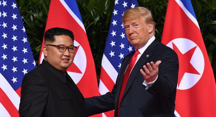 Američki predsjednik Trump objavio da će se njegov drugi susret s Kim Jong-unom održati u Hanoju