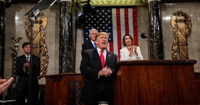 """Američki predsjednik Trump: Dat ću izgraditi zid jer samo će on zajamčiti sigurnost SAD-a, """"Zidovi djeluju i zidovi spašavaju živote"""""""