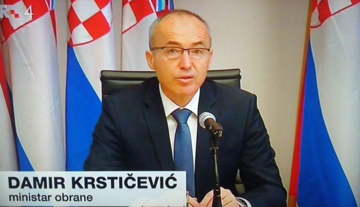 Krstičević: Odluka o novim zrakoplovima nakon detaljne analize propalog postupka