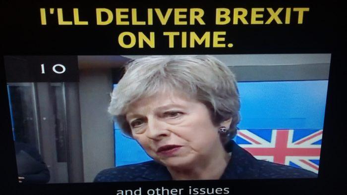 May od svojih konzervativaca traži podršku za brexit