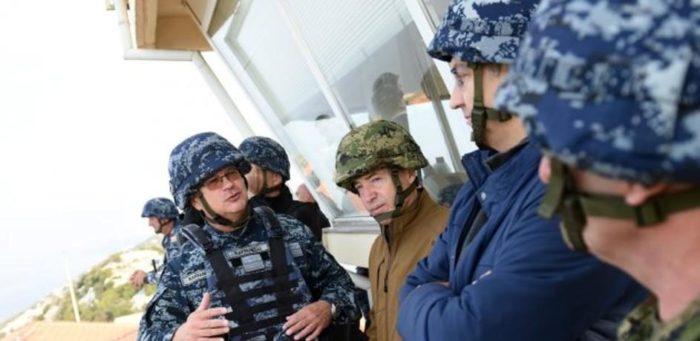 Plenković: Hrvatska povećava vojni proračun i radi svoje sigurnosti i radi ispunjavanja obveza u NATO-u