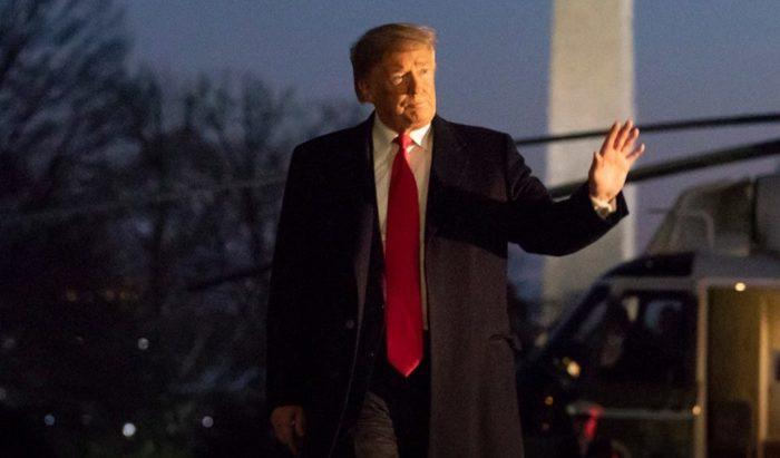 Američki predsjednik Trump večeras govori o stanju nacije