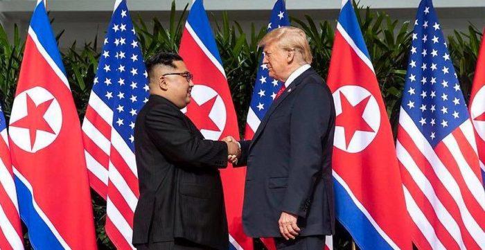 """Američki predsjednik Trump predviđa Pjongjangu """"fantastičnu"""" budućnost ako provede denuklearizaciju"""