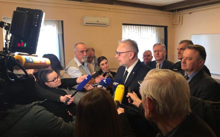 Božinović: Nećemo imati razumijevanja za propuste kada je u pitanju odnos prema žrtvi