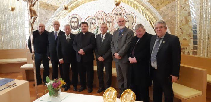 Biskup Huzjak zahvalio Hrvatskom generalskom zboru na doprinosu u Domovinskom ratu