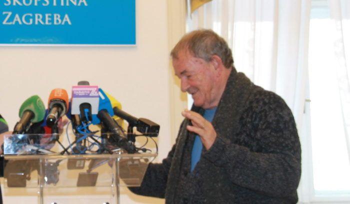 """Čudotvorci KBC-Rebro spasili život novinaru, tekstopiscu i pjesniku Željku Krznariću: """"Kolegi Željku želimo brz oporavak i još puno lijepih pjesama uz koje ćemo se smijati i plakati kao i do sada"""""""