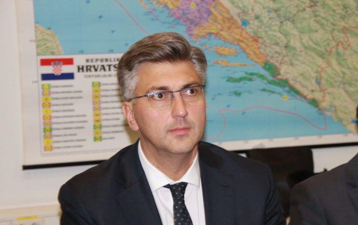 Plenković: I dalje smatramo da je Tajanijeva izjava bila neprihvatljiva i neprimjerena