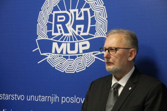 U Sabor upućene izmjene Zakona o policiji – Božinović: Izmijenjenom odredbom ne bi se utjecalo na ovlasti radnih tijela Sabora da traže izvješće i podatke od ministra