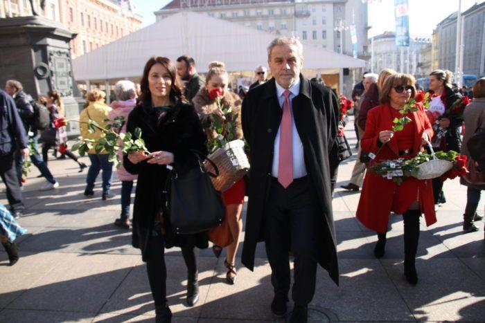 """Bandić potvrdio da se planira napraviti """"Grad u Gradu"""" između rijeke Save : """"U Novom Zagrebu bit će novi Manhattan"""""""