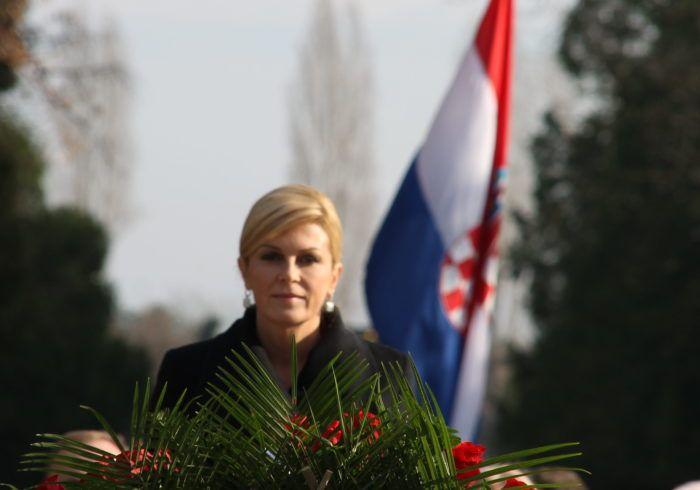 Predsjednica Grabar-Kitarović: Razočarana sam što nema napretka u pronalasku nestalih; za uspjeh potrebne dvije strane