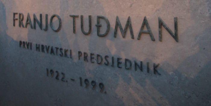 Zajednica utemeljitelja HDZ-a: Predsjednik Tuđman meta je onih koji preziru Hrvatsku