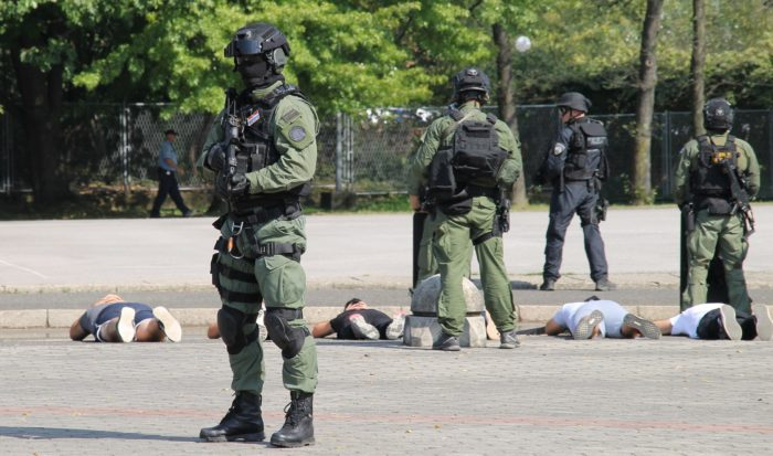 MUP: Zbog utaje poreza u sastavu zločinačkog udruženja uhićeno 14 osoba
