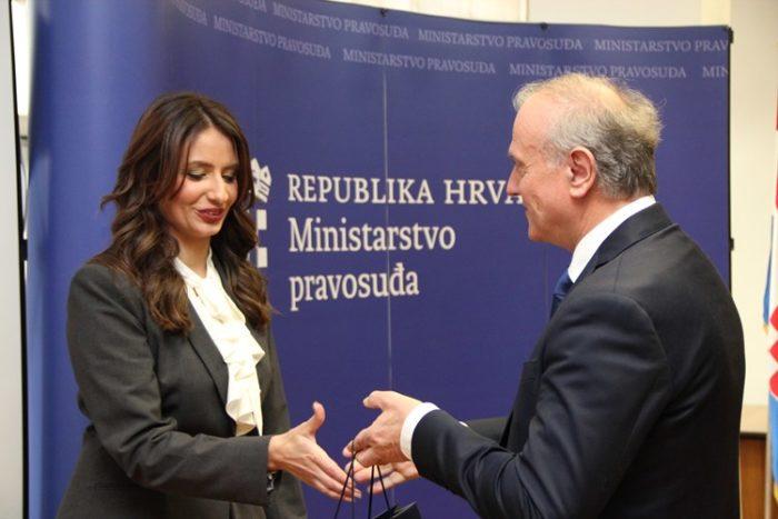Ministar pravosuđa Bošnjaković sa srbijanskom kolegicom razgovarao o rješavanju otvorenih pitanja