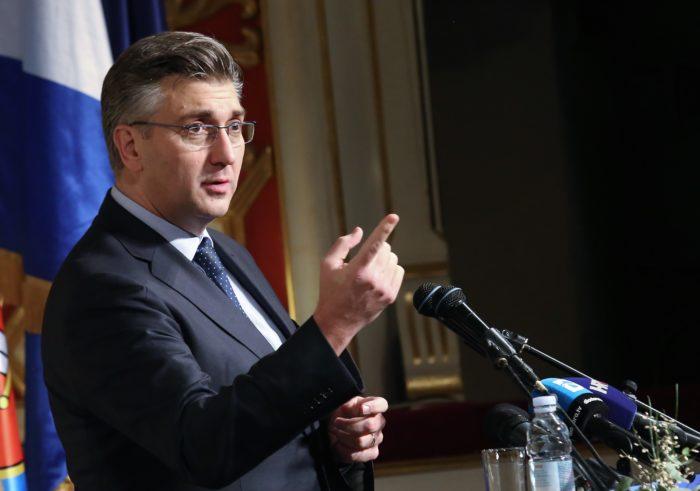 Plenković: Plan restrukturiranja Uljanika mora biti u skladu sa smjernicama europske pravne stečevine
