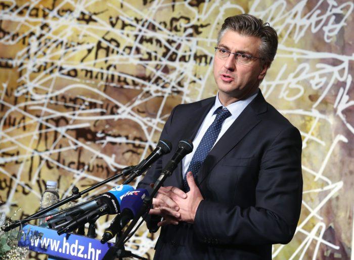 Plenković: Demografska revitalizacija dugoročna zadaća