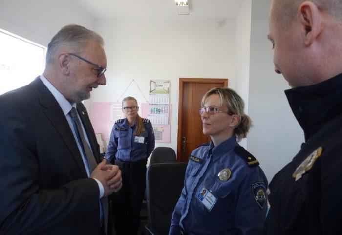 MUP, Opatija i tri općine liburnijskog područja zajednički uređuju novu opatijsku policijsku postaju
