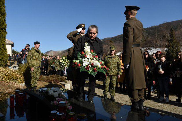Komemoracija u povodu 25. obljetnice pogibije Damira Tomljanovića – Gavrana