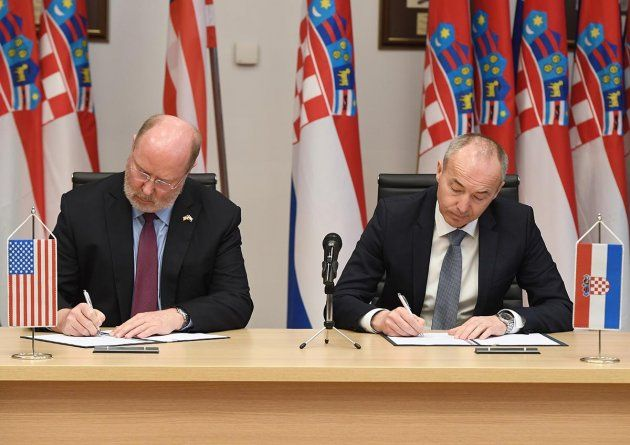 Potpisan memorandum o potpori SAD-a u zbrinjavanju naoružanja