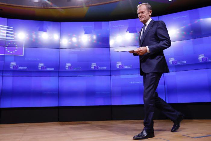 Tusk kaže da je kraća odgoda Brexita moguća ako britanski parlament prihvati sporazum