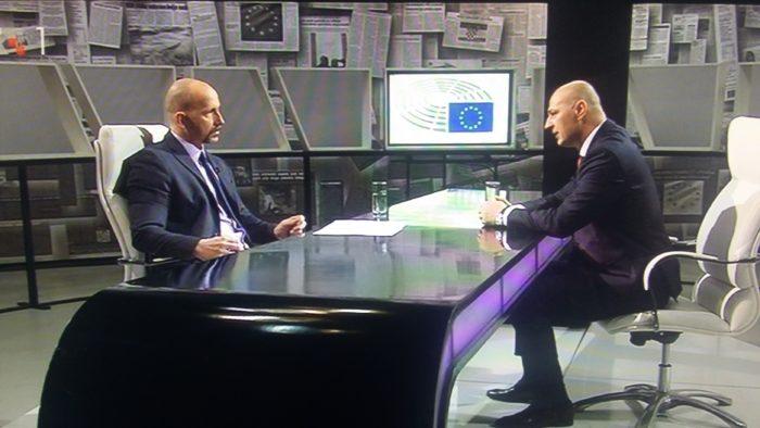 """Sudac Mislav Kolakušić: """"Kandidirat ću se na izborima za EU parlament. Želim biti i predsjednik RH i osvojiti Sabor"""""""